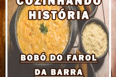 Cozinhando historia BOBÓ